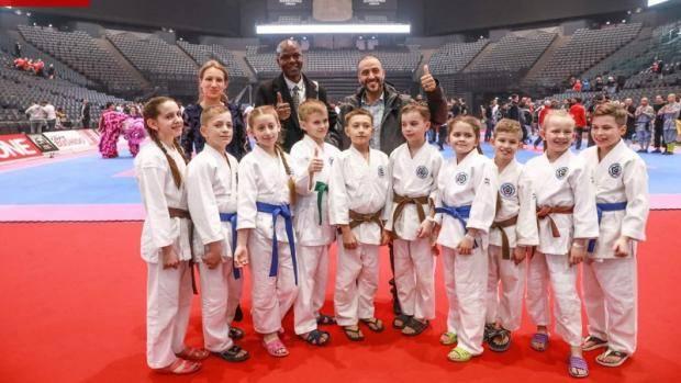 Детская сборная команда россии по айкидо выступила на 34-м Фестивале боевых искусств