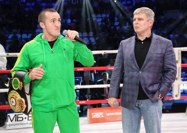 Андрей Рябинский: Думаю, Лебедеву назначат бой за вакантный титул