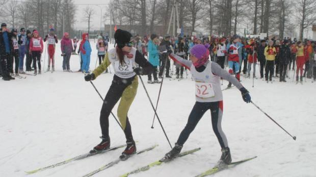 В Бугульме закрыли зимний спортивный сезон