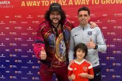 Федун против фанатов Карреры, «Спартак» строит стадион, а сын Киркорова – игрок «Барсы»