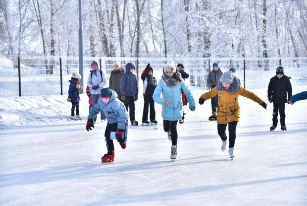 Стартует предварительный набор детей в спортивные школы по зимним видам спорта