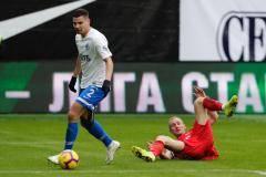 Владислав Игнатьев: Мы больше хотели выиграть, чем «Динамо»