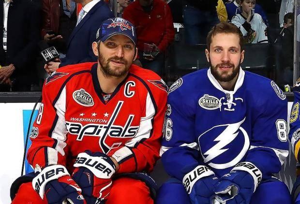 У россиян крутой сезон в НХЛ! Зажигают не только Овечкин и Кучеров