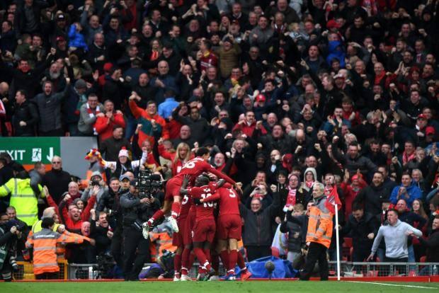 «Ливерпуль» на 90-й минуте вырвал победу у «Тоттенхэма»! Это было божественно (видео)