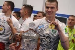 Алексей Скворцов: Парфенов знает, как выигрывать Кубок России