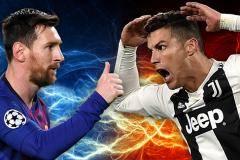 Месси и Роналду встретятся в финале Лиги чемпионов? Они идут навстречу друг другу!