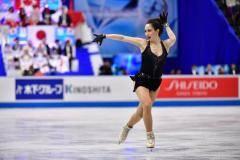«Проходил бы чемпионат не в Японии, Туктамышева могла бороться за первое место»