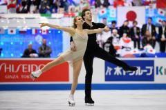 Синицина и Кацалапов вновь заняли второе место и принесли России 11 очков на командном ЧМ