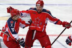 Григоренко уничтожил «ястребов». ЦСКА повел в серии благодаря хет-трику своего лидера