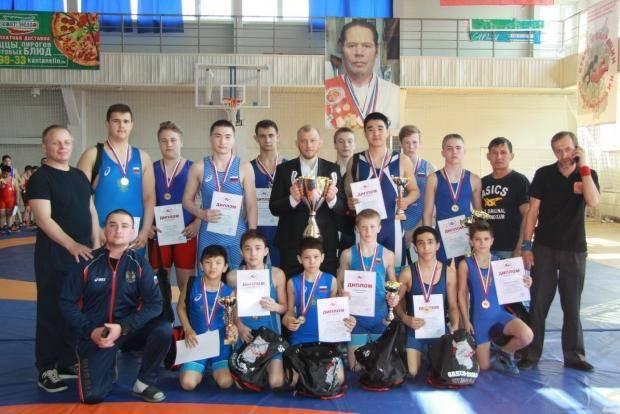 ДЮСШ имени Крикухи вернула себе Кубок Федерации