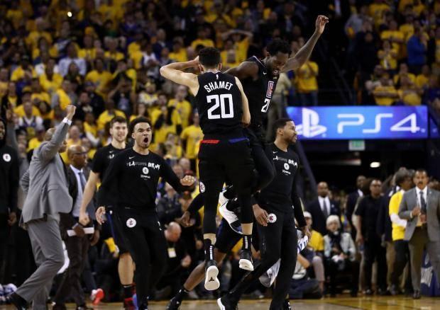 Как унижают чемпионов. Пять главных событий первых матчей плей-офф НБА