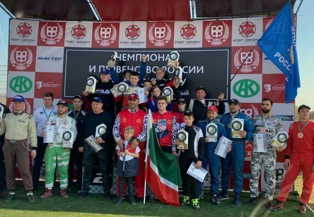 Александр Харченко входит в число лидеров чемпионата России