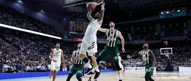 963ae694 После двух домашних матчей 1/4 финала со счетом 2-0 ведет только испанский  «Реал». Турецкие «Эфес» и «Фенербахче» проиграли на своей площадке, ...
