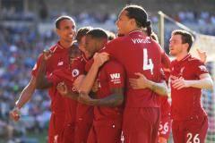 «Ливерпуль» переиграл на выезде «Кардифф Сити» и вернулся в лидеры АПЛ