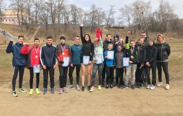 10 медалей завоевали сахалинские легкоатлеты на дальневосточных состязаниях