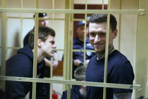 Адвокаты Кокорина: Никакого сотрясения мозга у Пака не было