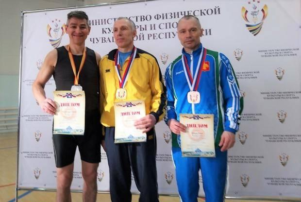 Гиревики-ветераны Коми с успехом выступили на первенстве России