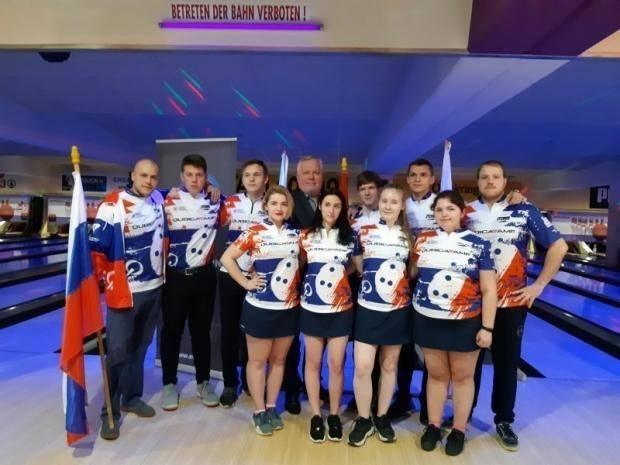 Виктория Каширская стала чемпионкой Европы по боулингу