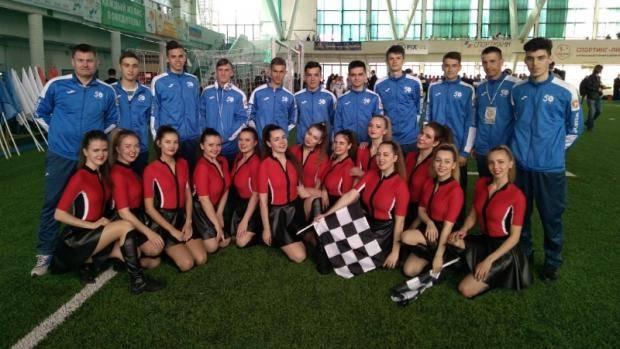 Сборная РТ завоевала «серебро» турнира по юнифайд-футболу