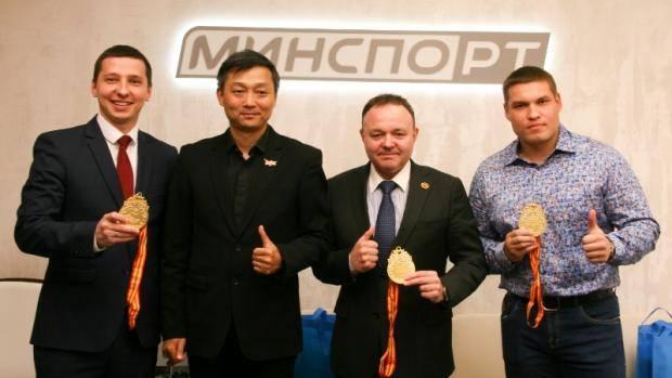 В Министерстве спорта РТ прошла встреча с делегацией КНР