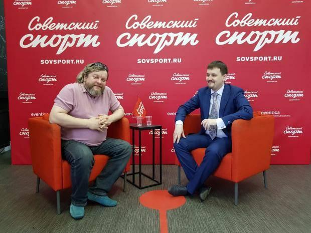 В гостях у «Советского спорта» – глава проекта по внедрению VAR в России Леонид Калошин