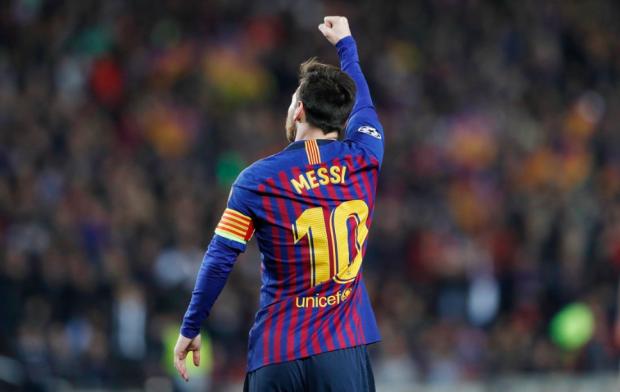 Месси стал 10-кратным чемпионом Испании! Такого не было 39 лет (видео)