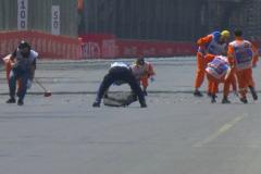 «Аварии – это хорошо, но больше люки тут летать не будут!» Что происходит на Гран-при Азербайджана?