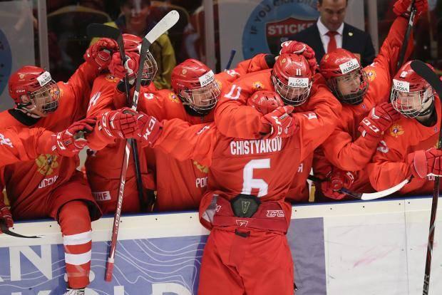 Сегодня! Сборная России (U18) сыграет в финале чемпионата мира — такое случится впервые за 10 лет!