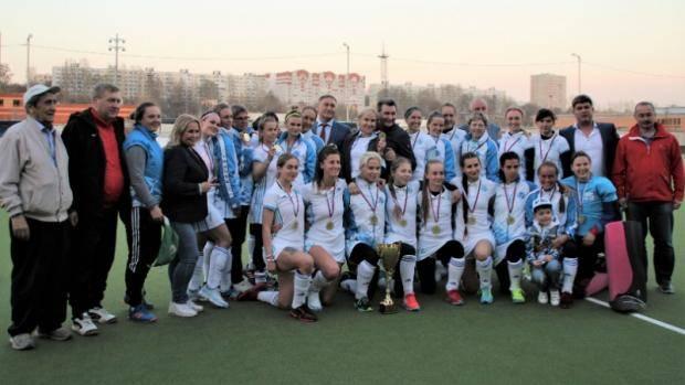 Хоккеистки «Динамо-Гипронииавиапром» выиграли Суперкубок России