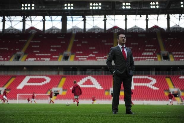 Роман Асхабадзе: Когда я работал в «Спартаке», конкуренция в чемпионате была в разы выше