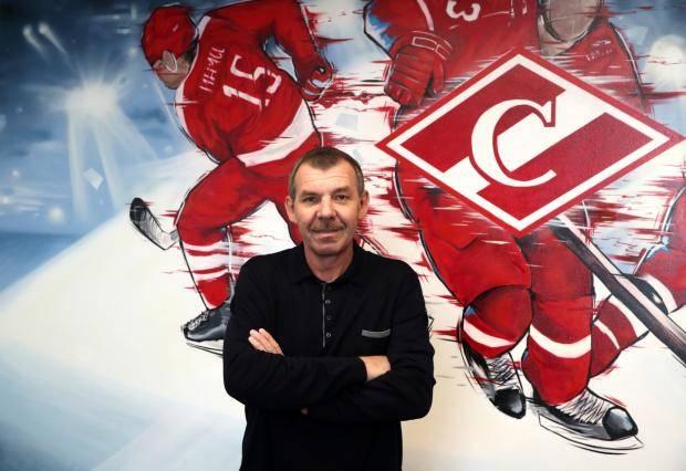 Знарок официально представлен главным тренером «Спартака» (фото)