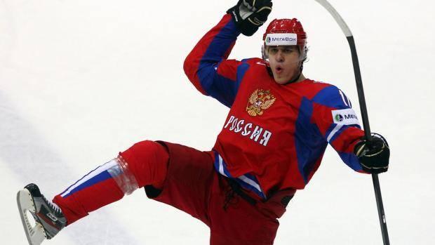 Малкин, Кучеров, Гусев – в одной пятерке! Уже 1 мая со Швецией!