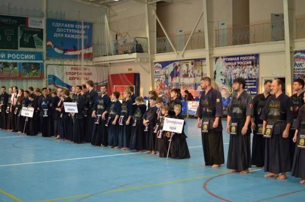 Островные кендоисты стали бронзовыми призерами дальневосточных состязаний