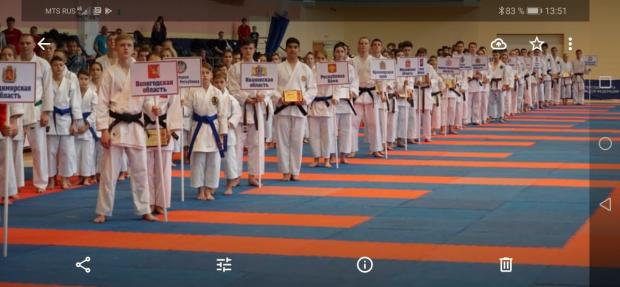 В Рязанской области проходят Всероссийские соревнования «Кубок Евпатия Коловрата»