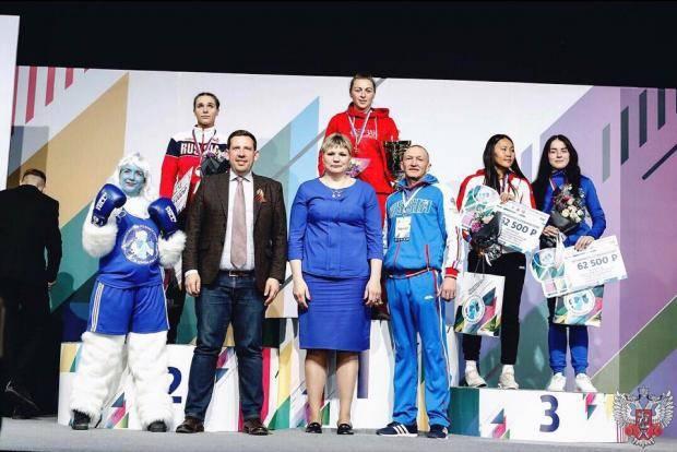 Спортсменки из Республики Бурятия завоевали два золота и три бронзы на Чемпионате России по боксу