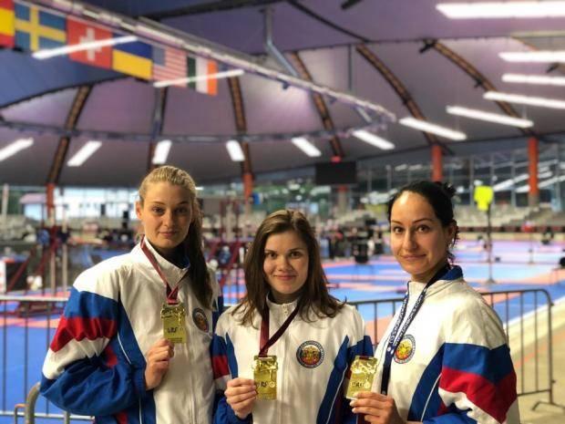 Новосибирская спортсменка Татьяна Садчикова завоевала титул чемпионки мира!