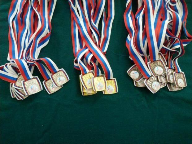 Юноши и девушки завоевали семь наград на соревнованиях по дзюдо в Череповце