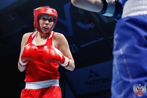 Анастасия Белякова в 6-й раз завоевала «золото» чемпионата России по боксу