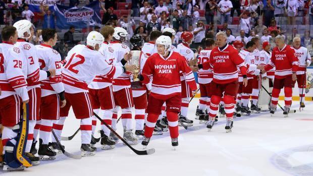 «Мы – хоккейная страна!» В Сочи стартует очередной Финал Фестиваля Ночной Лиги