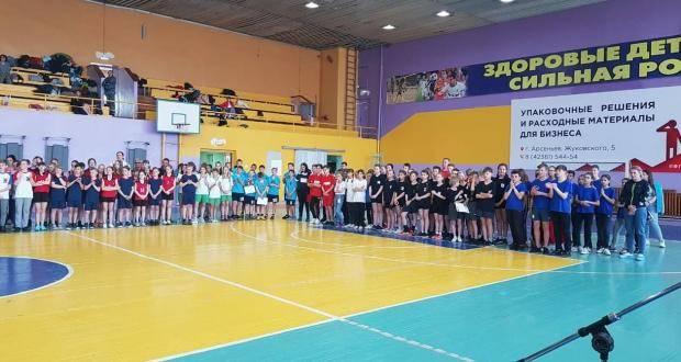 Поездку в «Орленок» выиграли участники «Президентских спортивных игр» из Владивостока
