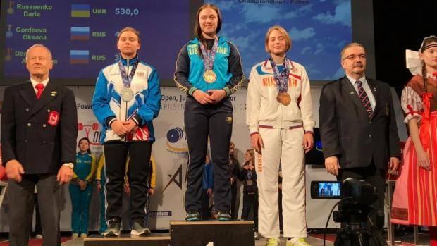 Татарстанцы завоевали 2 медали на первенстве Европы по пауэрлифтингу среди юношей и девушек до 18 ле