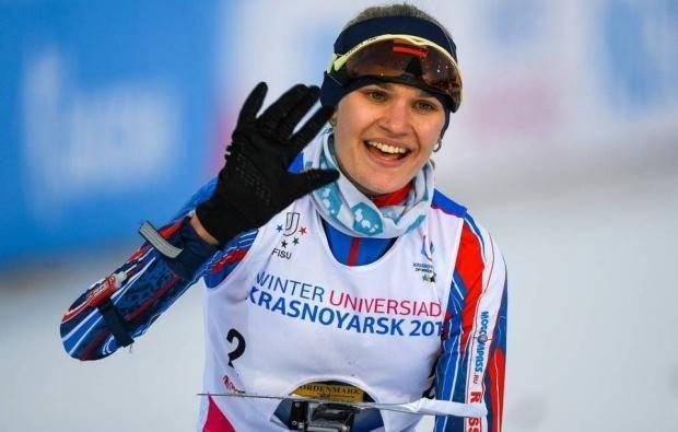 Марина Вяткина – лучший спортсмен марта