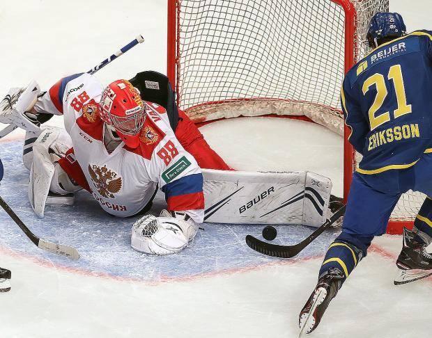 Малкин, соберись! Из-за его удалений сборная России получила четыре гола из шести