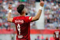 «РБ Зальцбург» обыграл «Рапид» и в шестой раз выиграл Кубок Австрии