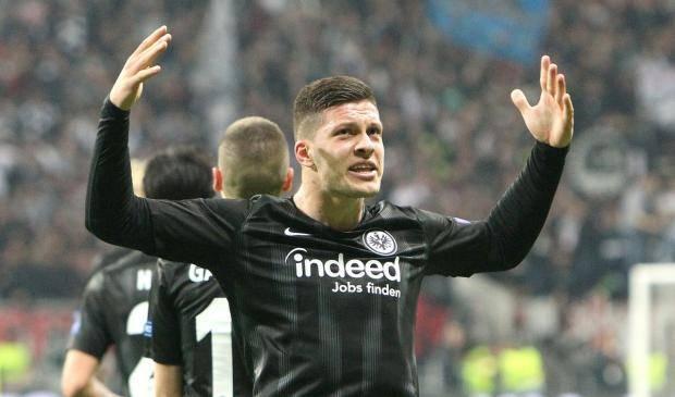 «Айнтрахт» упустил победу над «Челси» в первом матче ½ финала Лиги Европы