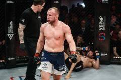 Александр Шлеменко: В прошлый раз я застрял в вонючем ринге… Мне удобней в клетке