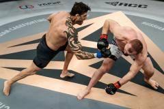Шлеменко был на грани фиаско, утроил шоу в Челябинске и нокаутировал бразильца (видео)