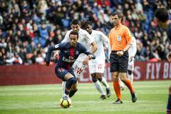 Гол Неймара с пенальти спас «ПСЖ» от поражения в домашнем матче с «Ниццей»