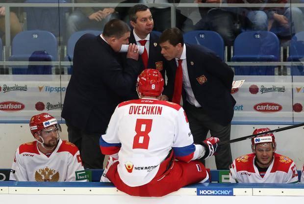 Звезды России – ноунеймы Финляндии – 1:3. Что происходит с нашей сборной?