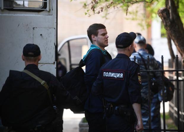 Адвокат: Если Кокорина и Мамаева не отпустят из зала суда, то до зоны они не доедут